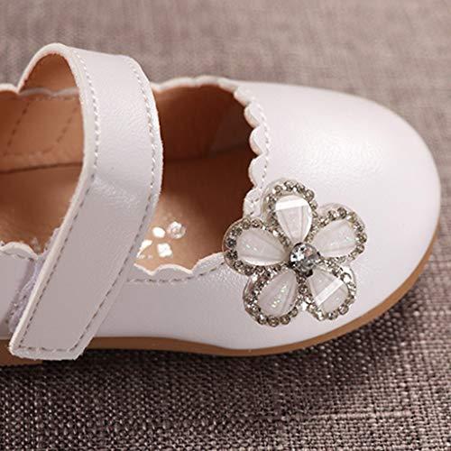 2930ddc8b3c Zapatos para Bebe Niñas Primeros Pasos Bautizo Primavera Verano 2019 ...