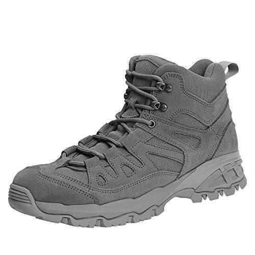 Brandit Outdoor Schuhe Trail Mid Herren Halbstiefel Grau