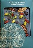 Mandala Gesundheit 70 gr. - Hochwertige in Handarbeit hergestellte edle Zartbitterschokolade - Schokolade mit Nüsse, Beeren, Pekannüsse, Pistazien, Moringa und Goji-Beeren