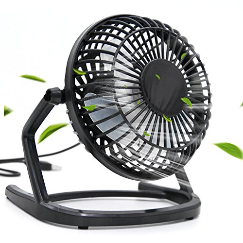mini ventilateur usb ubegood plastique ventilateur de. Black Bedroom Furniture Sets. Home Design Ideas