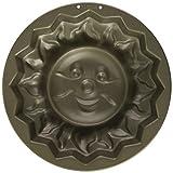 Städter 568044 Backform 'Sonja die Sonne', Antihaftbeschichtet, grau, 23 x 17 x 3 cm,