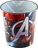 Marvel Avengers cameretta, cestino per la carta