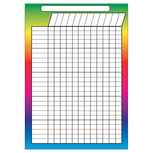 Die Cut Magnets Incentive Chart