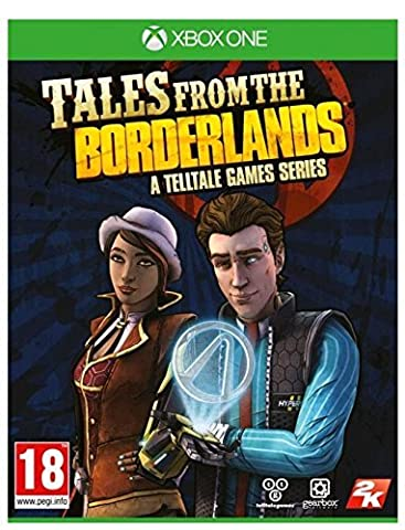 Tales From The Borderlands Xbox One Game by Take 2