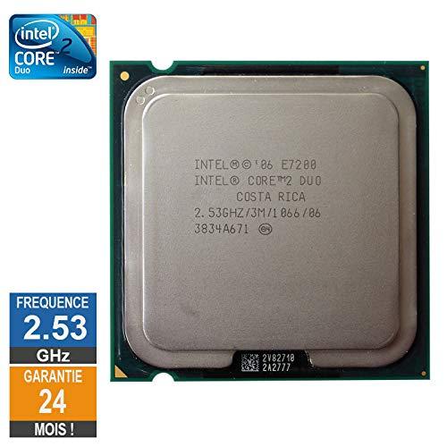 2-ghz-duo (Little Phoenix Intel-Prozessor Core 2 Duo E7200 2. 53 GHZ Slavn LGA775 3Mo)