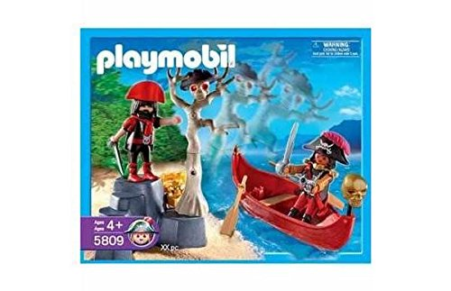 Playmobil® 5809 - Pirate´s Dinghy - Piraten-Jolle