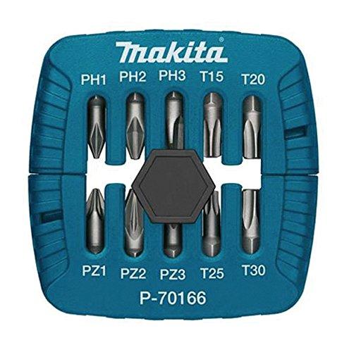 Preisvergleich Produktbild Makita P-70166 Bit-Box 10 Stck PH/PZ