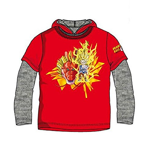 Sudadera de Dragon Ball Z multicolor 6 años