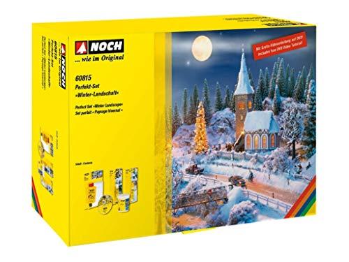 Noch 60815 Perfekt-Set Winter-Landschaft Neu