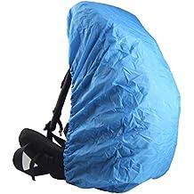 NUOLUX Regenhülle Rucksack, wasserdichter Regenschutz für Rucksäcke, Fit für 60-90L