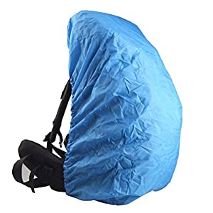51xqxEqevdL. SS300  - WINOMO Outdoor Hiking Camping Backpack Rucksack Rain Cover Dustproof Cover 60-90L
