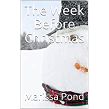 The Week Before Christmas (English Edition)