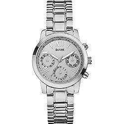 Guess Reloj de cuarzo Woman Mini Sunrise W0448L1 36.5 mm