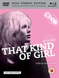 That Kind of Girl (BFI Flipside) (DVD + Blu-ray)