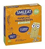 Smileat Galleta/Panecito Ecológico 60 g