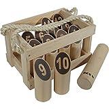 Bex 511-350 - Holzbox Nummern Kubb