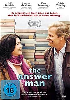 The Answer Man - Arlen Faber - Der göttliche Mr. Faber