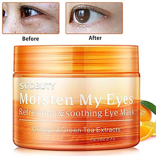 Anti Aging Occhi Maschera, Maschera per occhi Eye Mask, Anti Rughe occhio maschera (36pc)