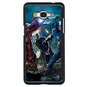 Jugaaduu Superheroes Ironman Back Cover Case For Samsung Galaxy Grand Prime G530H