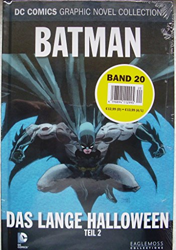 DC Comics Graphic Novel Collection 20: Batman - Das lange Halloween II Halloween Green Lantern