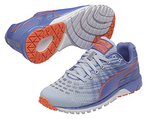 Puma - Faas 300 V4 W, scarpe da ginnastica  da donna bianco(Weiß (Omph/Umrne/Umrn))