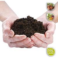 PRO 4 - Premium Compost Soil Potting Mix - 50 L by Northern Plants