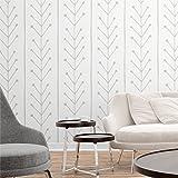 Tapeten, Wanddeko, Tapete (130 x 275 cm, Skandinavische Tapeten, Minimalistische Wandbilder, Dekoration, Wandsticker, Kunst)