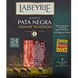 Labeyrie Jambon Pata Negra Grande Tradition Affiné 24 Mois Minimum 4 Tranches Fines Ambiant 60 g -