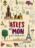 ATLES DEL MÓN PER ACOLORIR (VVKIDS) (Vvkids Libros Y Atlas)