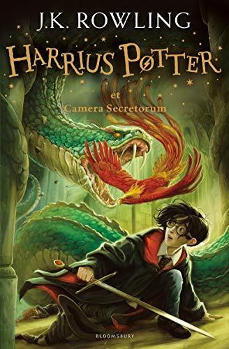 Harrius Potter et Camera Secretorum (Harry Potter Latin Edition)