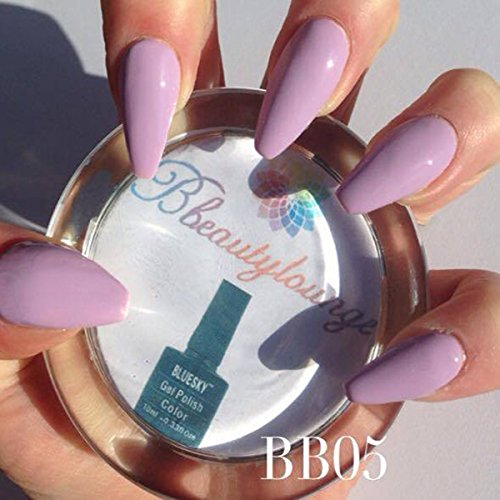 Blue Sky Vernis à ongles BB Gamme Soak Off Gel UV/LED Vernis à ongles 10 ml édition limitée