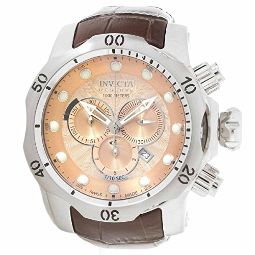 c1b509bb9 Men's Watches - Invicta Men's 80695 Venom Quartz Chronograph Rose ...