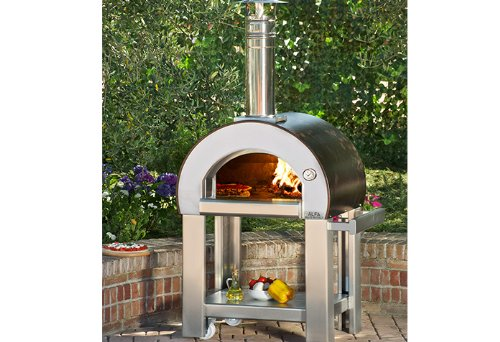 AlfaPizza Forno 5 Minuti Outdoor Pizza Oven - Wood Fired Oven