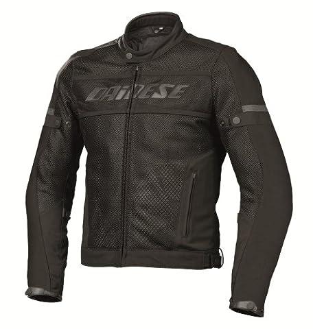 Dainese G. Air-Frame Tex Textile Motorradjacke, Schwarz, 60
