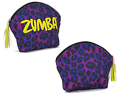 Zumba Fitness La Gozadera Make Up Bag Purple Power One Size von Zumba Fitness - Outdoor Shop