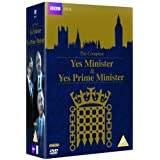 The Complete Yes Minister & Yes Prime Minister - Collector's Boxset