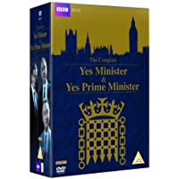 Yes Minister and Yes Prime Minister - Complete Collection