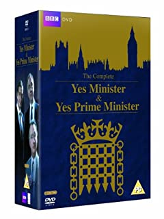 Yes Minister and Yes Prime Minister - The Complete Collection Collector's Boxset [Import anglais] (B000HXDM0U) | Amazon price tracker / tracking, Amazon price history charts, Amazon price watches, Amazon price drop alerts
