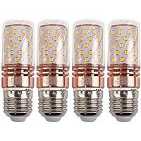 E27 LED Maíz Bombillas 12W AC85-265V 1000LM, 100W incandescente bombillas equivalentes, Blanco