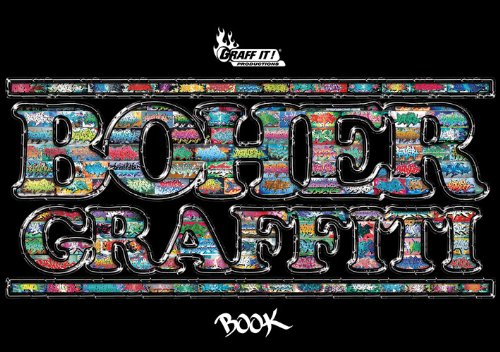 Boher graffiti book par One Boher