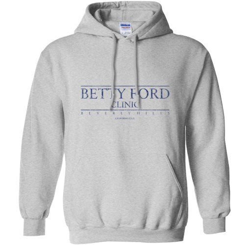 refugeek-tees-hommes-betty-ford-clinic-sweat-a-capuche-large-sport-grey