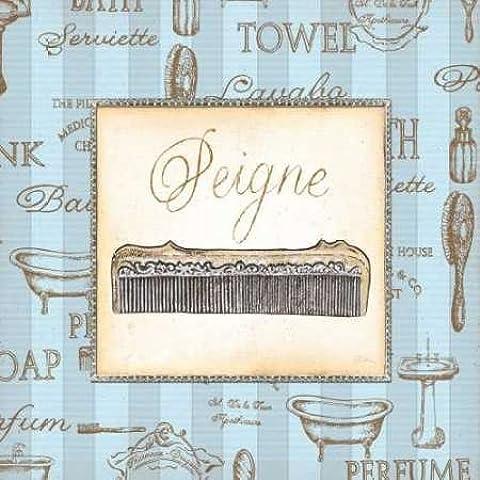 Feelingathome-Stampa-artistica_x_cornice-Bleu-Beaute-Feminine-I-cm50x50-arredo-poster-fineart