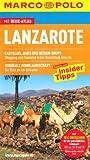 MARCO POLO Reiseführer Lanzarote - Sven Weniger