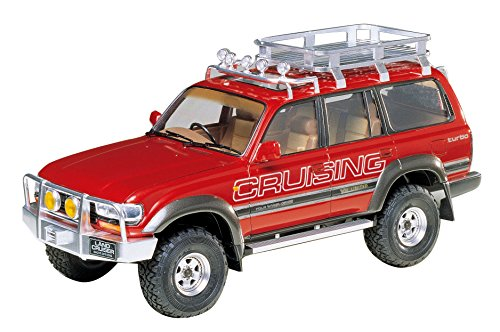 Toyota Land Cruiser 80 With Sport Options - 1/24 Scale