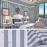 lsaiyy Raumaufteilung Nacht Dekoration Aufkleber Tapete Selbstklebende Schlafzimmer warme Tapete-45CMX5M