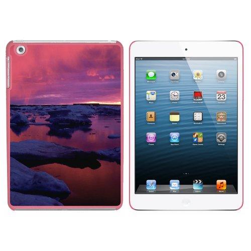 hudson-bay-sunset-canada-dhiver-rigide-a-clipser-coque-de-protection-pour-apple-ipad-mini-1e-generat