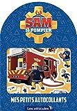 Sam le pompier - Mes petits autocollants - Véhicules