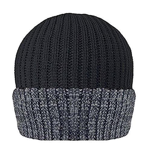 79283c3279a Unisex Mens Womens Thinsulate Heavy Knit Winter Ski Thermal Hat (40g) -  Thermal Warm Hat - Buy Online in Oman.