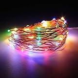 Dripping Colors Multi Color Led String Lights,USB, 3M 30 LEDs,(Multi Color) …