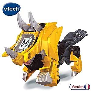 VTech Switch & Go Dinos-molops Coche/Dinosaurio, 80-195105